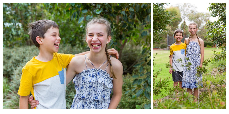 Mary Thompson Family Portraits Geelong